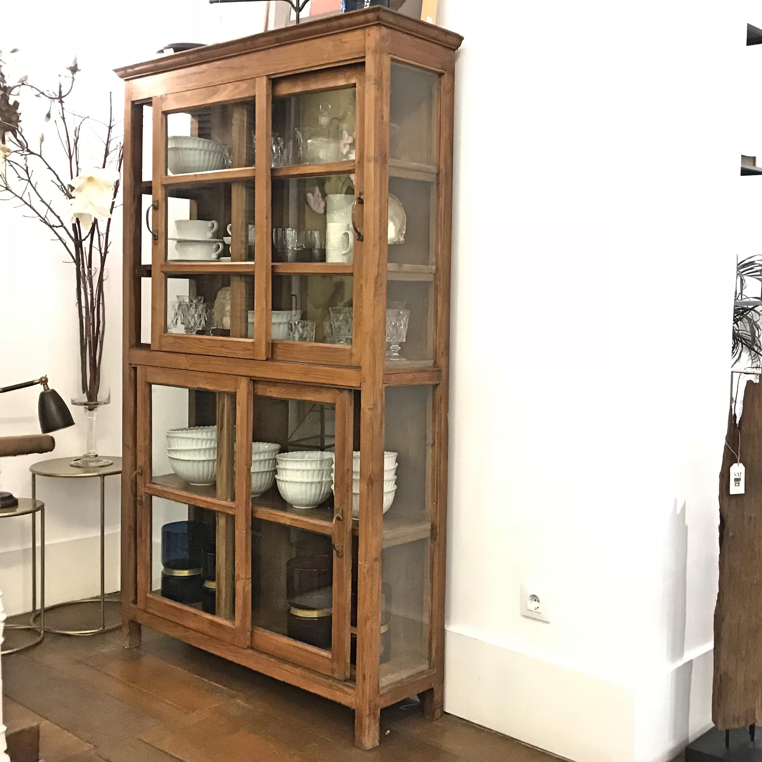 mueble vitrina sandra marcos interiorismo