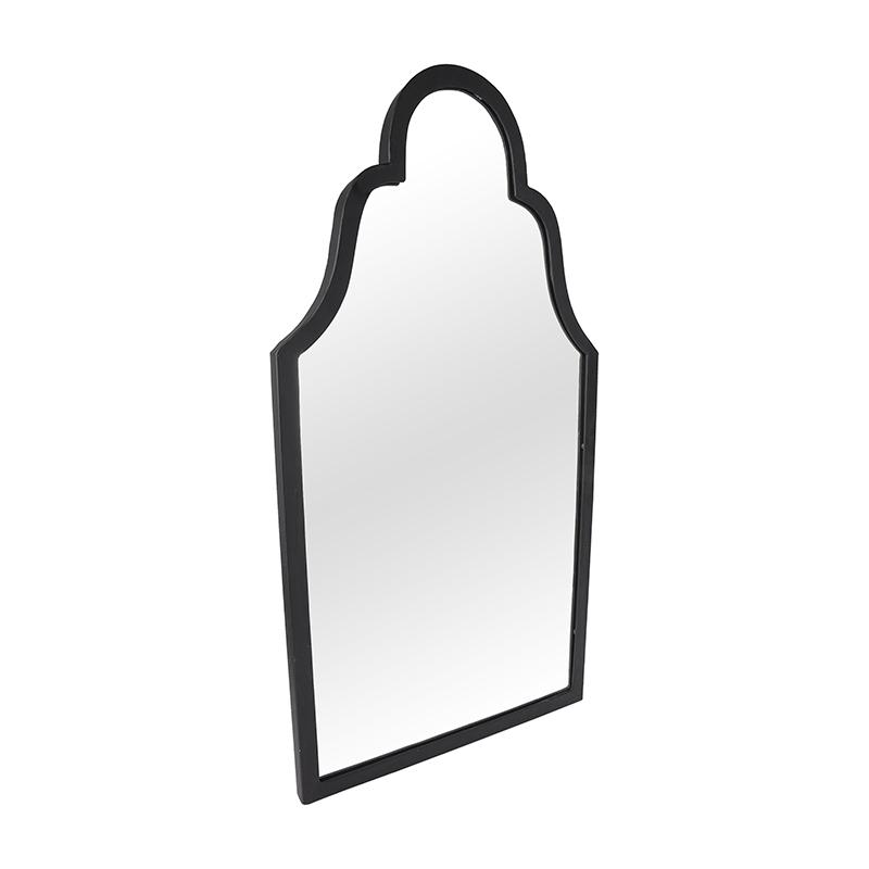 Espejo marco negro de hierro sandra marcos interiorismo - Espejo marco negro ...